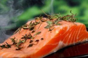 salmon efa