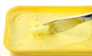 margarine trans fats