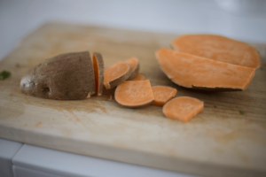 resistant starch sweet potato